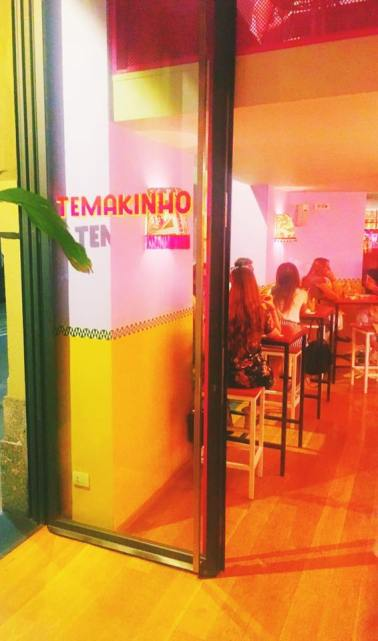 Temakinho Restaurant